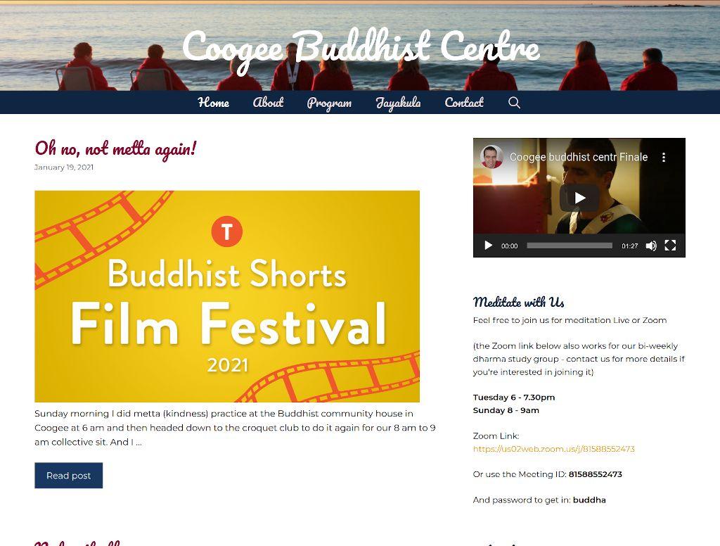 Coogee Buddhist Centre